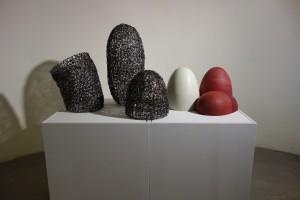Le opere di Eva Moosbrugger
