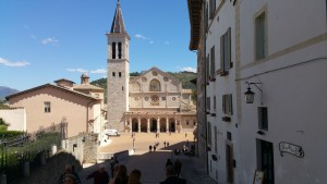 Il Duomo di Spoleto