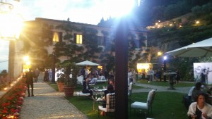 Garden Bar di Villa San Michele