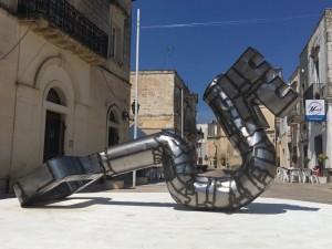 The key of Milot in Lizzanello province of Lecce