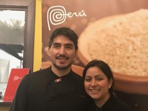 Pablo e Monica