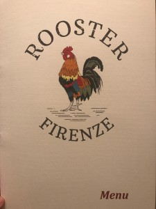 Rooster Firenze