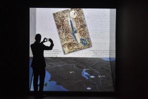 Il Codice di Leicester di Leonardo da Vinci, L'acqua microscopio della natura
